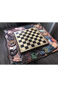 Шахматный стол «Закон-2»
