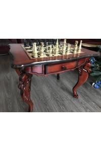 Шахматный стол «Вороной»