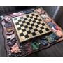 Купить резной шахматный стол